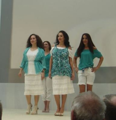 Quarrée Gesichter 2013 - Modenschau II -  27.04.2012 - Outfits von Tom Tailor präsentiert von den Damen der Best Ager Gruppe