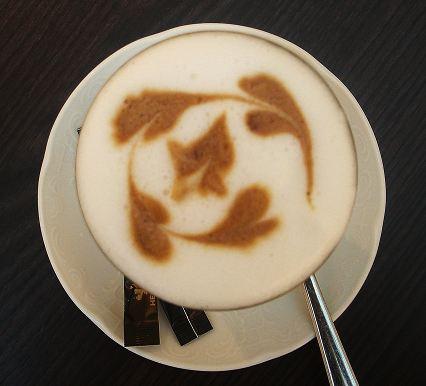 Latte Art - gießen und malen ...