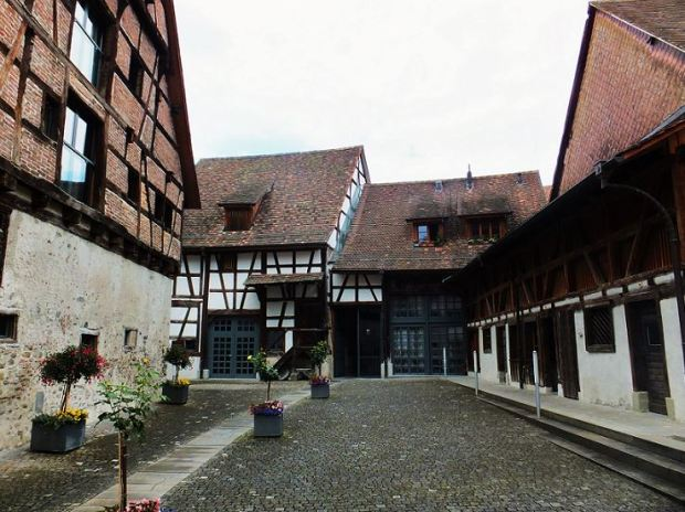 Stein am Rhein (CH) - Bürger-Asyl