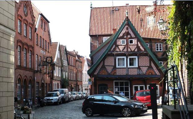 Lauenburg - Altstadt - Elbstraße