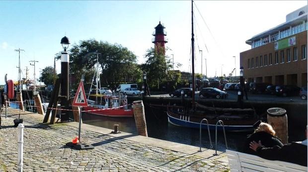 Büsum - Am Hafen