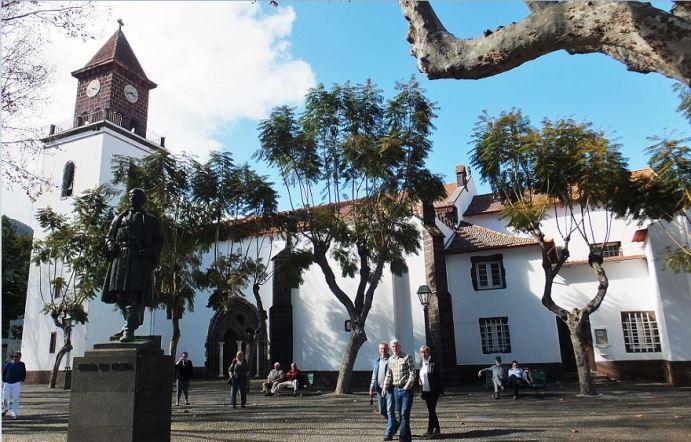 Madeira - Machico - Igreja Da Nossa Senhora Da Conceicao (15. Jh.)